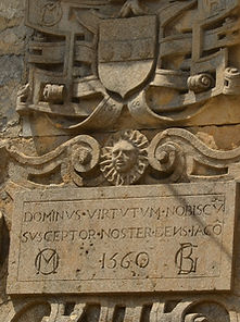 inscripton latine