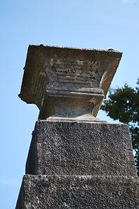 Cohons , pilier