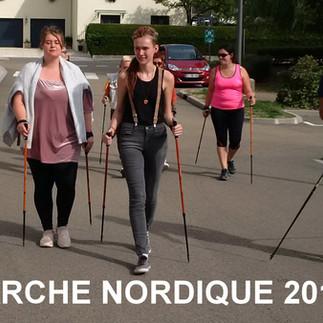 Marche nordique (2018)