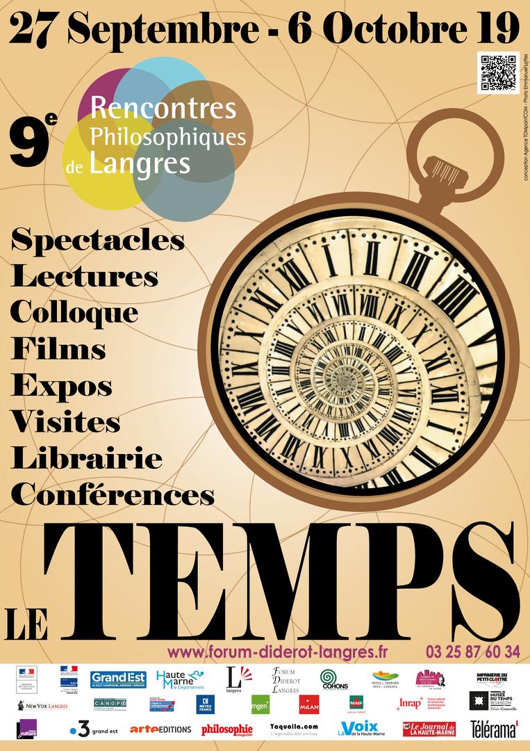 Rencontres Philisophiques de Langres 2019