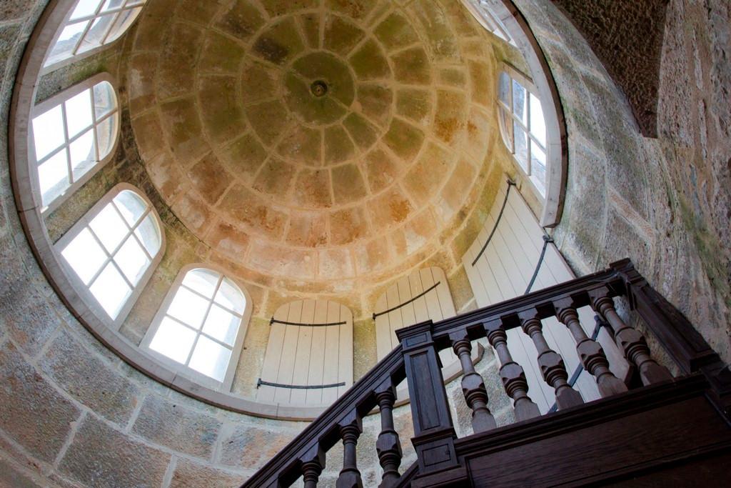 Intérieur de la Tourelle