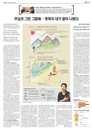 [서울신문 2016.6.13] 무심코 그린 그림에...뜻밖의 내가 묻어 나왔다