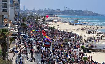 Gay Israel Tour, Tel Aviv Pride