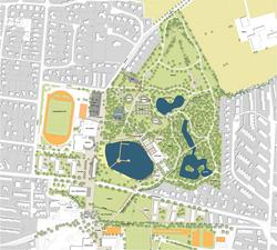 masterplan and parkplan