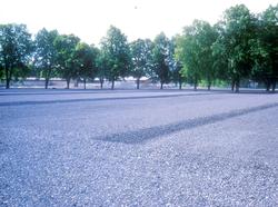 land art + memorials