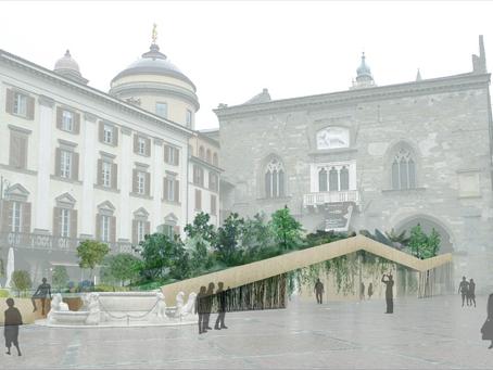 Wild Landscape: Transect for Bergamo September 2016