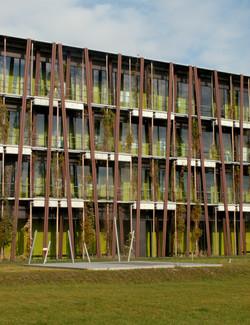 exteriors + campus