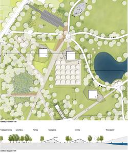 park zentral area