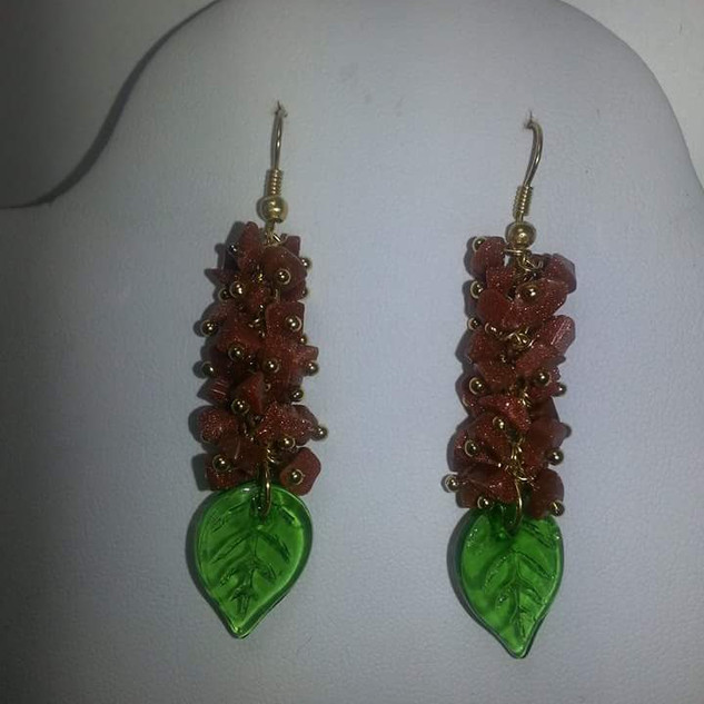Goldstone and Glass
