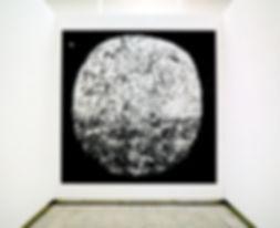 unnamed Mond, 2018, Gouache on Paper, 29