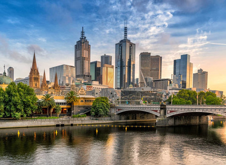 5 Tips on Surviving Melbourne's Crazy Weather
