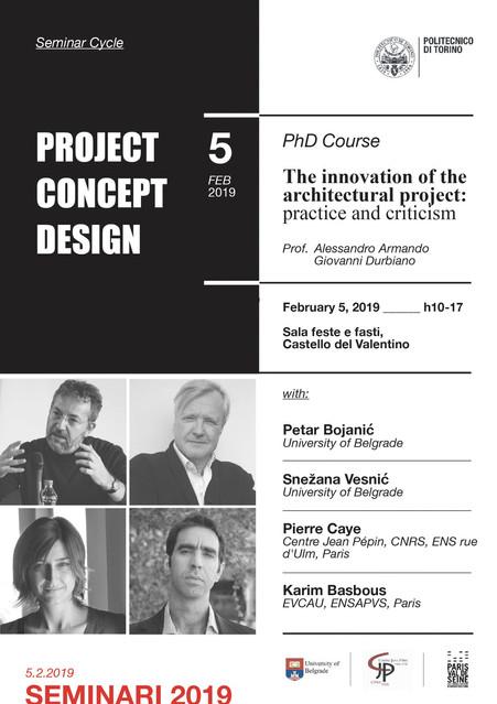 Project, Concept, Design