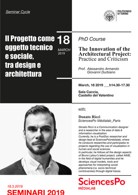 Il Progetto come oggetto tecnico e sociale, tra design e architettura