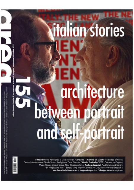 'La dialettica tra autore e contesto sociale nell'azione progettuale' in Area 155