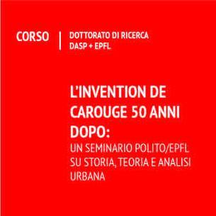 L'invention de Carouge 50 anni dopo