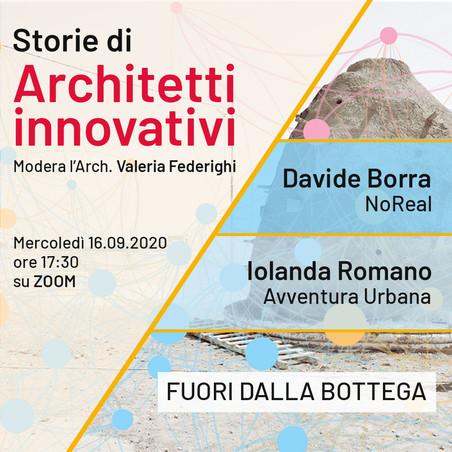 Storie di Architetti innovativi