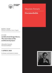 Fabrizio Ferraris: Documedialità