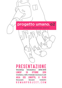 progetto umano.02   ontologia, architettura, bioetica