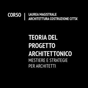 Teoria del progetto architettonico