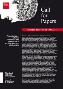 'The science of futures' in Rivista di estetica