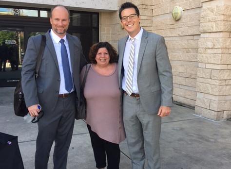 Constable Law Wins Jury Trial