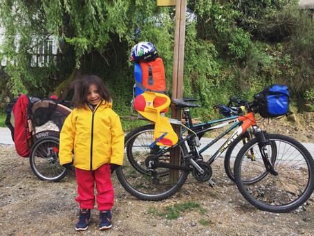 De bicicleta pela Ecopista do Dão