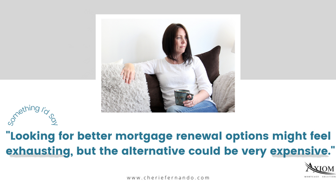 When to Prep for Your Mortgage Renewal