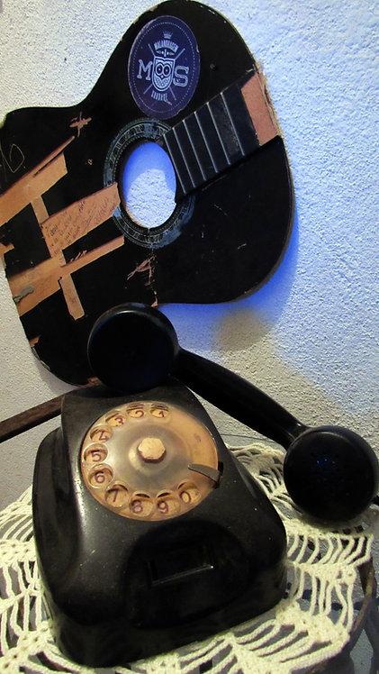 Telefone com fio Vintage
