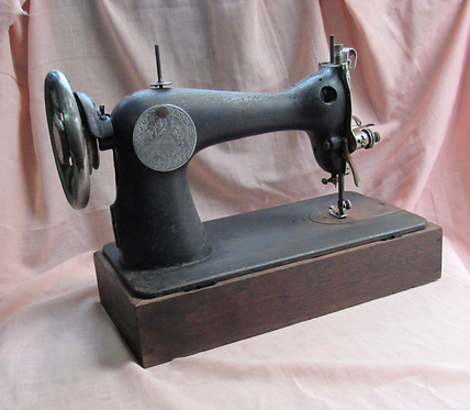 Máquina de Costura Vintage