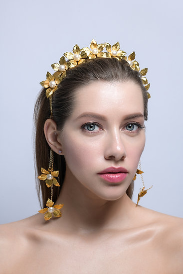 Artemis | With Earring