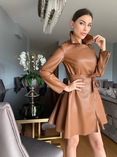 Naomi Deri Elbise