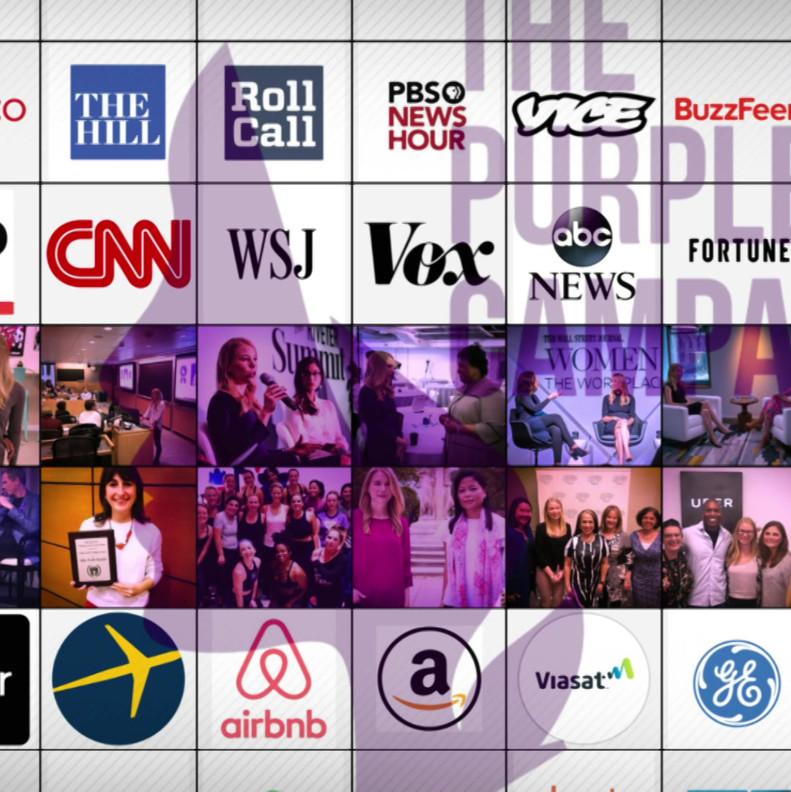 Purple Campaign 3 Year Video
