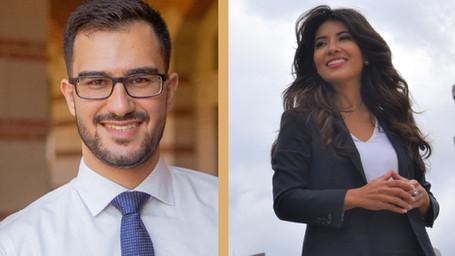 Marina Torres Endorsed by Democratic Leader Radmehr Nowroozi Endorses for LA City Attorney