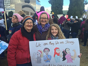 KE her mom and daughter Womens March.jpg