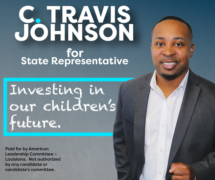 C Travis Johnson Display Ad