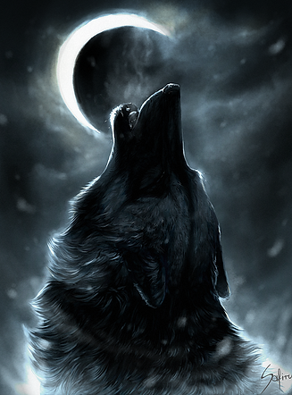 drawn-lonely-howling-551624-1587145.png