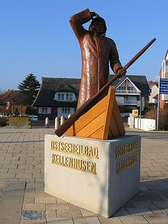 Statue Kellenhusen