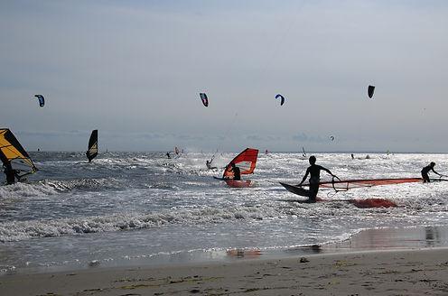 Surfen in Kellenhusen