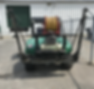 Cushman DS 175 Sprayer