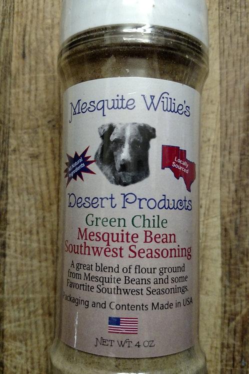 Green Chile Mesquite Bean Southwest Seasoning