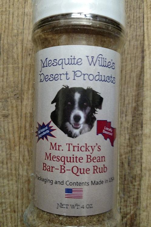 Mr. Tricky's Mesquite BeanBar-BQ