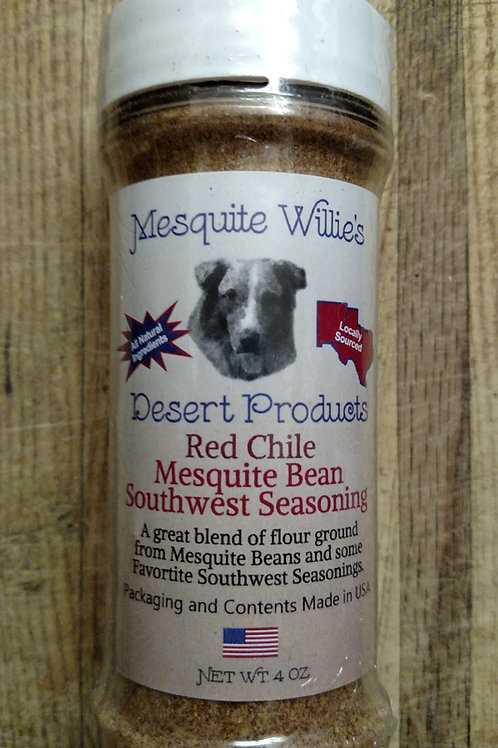 Red Chile Mesquite Bean Southwest Seasoning
