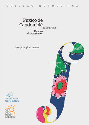 FUXICO DE CANDOMBLE