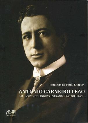 Antonio Carneiro Leão: e o ensino de línguas estrangeiras no Brasil