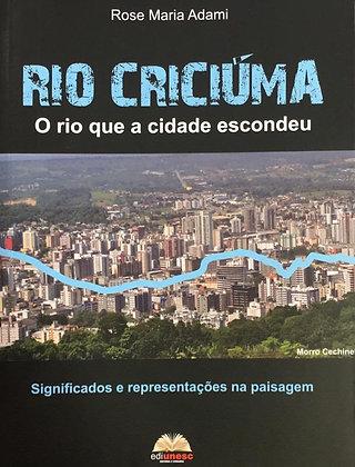 Rio Criciúma: o rio que a cidade escondeu