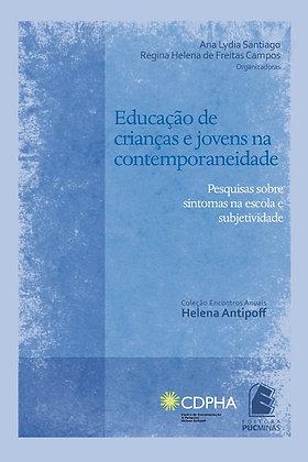 Educação de crianças e jovens na contemporaneidade: pesquisas sobre sintomas