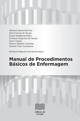 Manual de procedimentos básicos de enfermagem