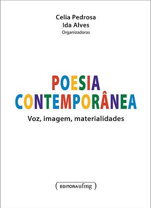 Poesia contemporânea – Voz, imagem, materialidades