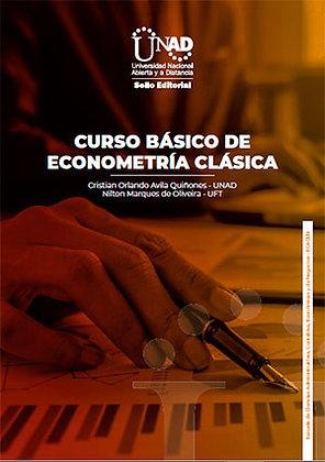 Curso básico de econometría clásica