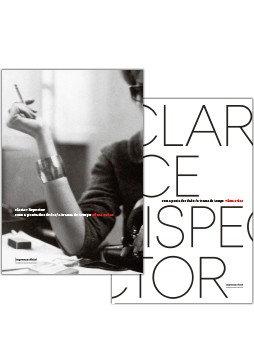Clarice Lispector com a ponta dos dedos
